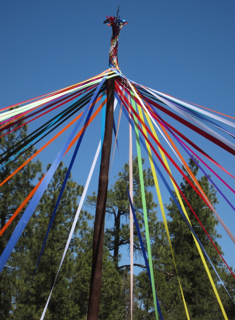 This image has an empty alt attribute; its file name is maypole.jpg